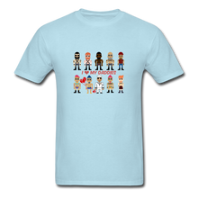 Load image into Gallery viewer, I Love My Daddies Men's T-Shirt - powder blue