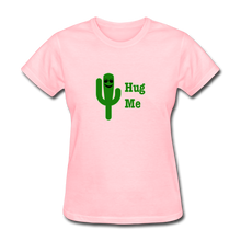 Load image into Gallery viewer, Hug Me Women's T-Shirt - pink