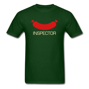 Wiener Inspector Men's T-Shirt - forest green