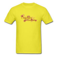 Load image into Gallery viewer, Designing Women Tribute Tee - yellow