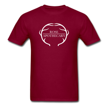 Load image into Gallery viewer, Rose Apothecary (Schitt's Creek) Men's T-Shirt - burgundy