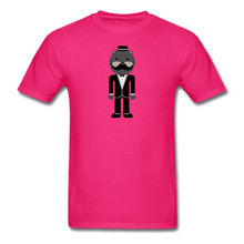 Load image into Gallery viewer, Formal Otter T-Shirt - fuchsia