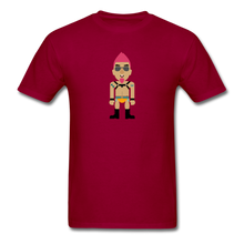 Load image into Gallery viewer, Punk Twink T-Shirt - dark red