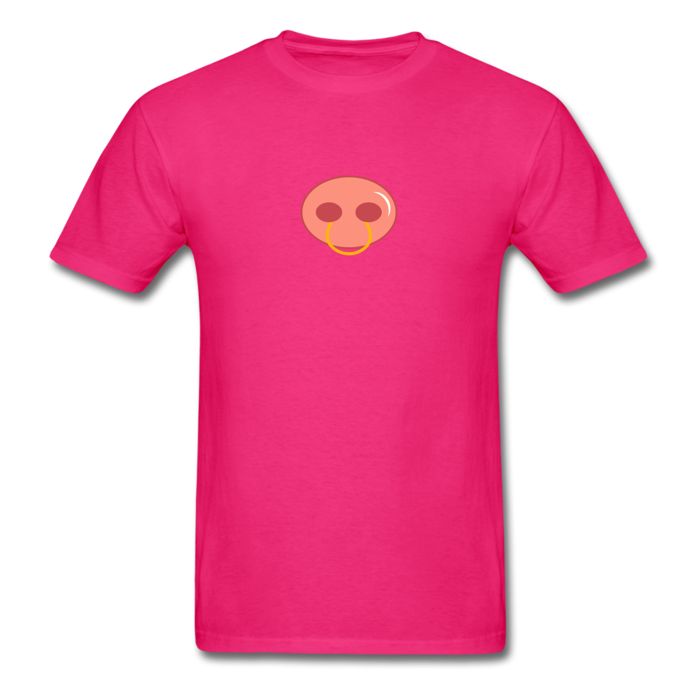 Pierced Pig T-Shirt - BravoPapa Clothing