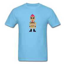 Load image into Gallery viewer, Punk Twink T-Shirt - aquatic blue