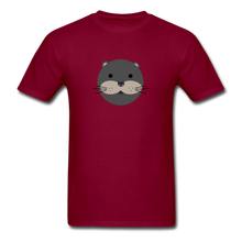 Load image into Gallery viewer, Otter Pride (New Colors and Sizes) - burgundy