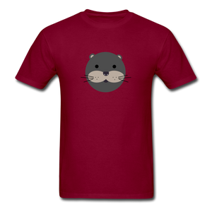 Otter Pride (New Colors and Sizes) - burgundy