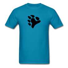 Load image into Gallery viewer, Bear Claw T-Shirt - turquoise