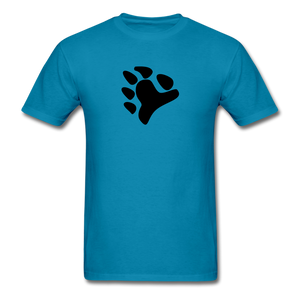 Bear Claw T-Shirt - turquoise