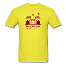 Load image into Gallery viewer, Stars Hollow Men's T-Shirt - yellow