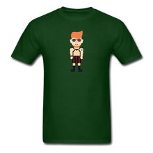 Load image into Gallery viewer, Kilt Daddy T-Shirt - forest green