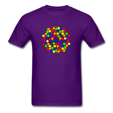 Load image into Gallery viewer, Kaleidoscope Pride  T-Shirt - purple