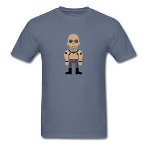 Silver Daddy T-Shirt - BravoPapa Clothing