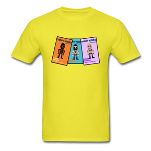 Daddy Issues Men's T-Shirt - yellow