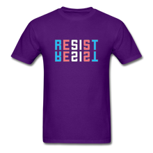Load image into Gallery viewer, Resist T-Shirt - purple