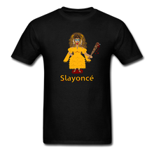 Load image into Gallery viewer, Slayoncé (Beyonce Parody)Halloween T-Shirt - black