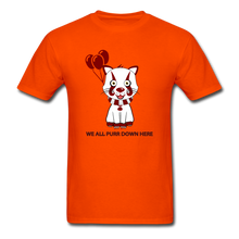 Load image into Gallery viewer, Kittywise (IT Inspired) Halloween T-Shirt - orange