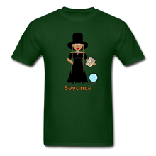 Load image into Gallery viewer, Seyoncé (Beyonce Inspired Halloween) T-Shirt - forest green