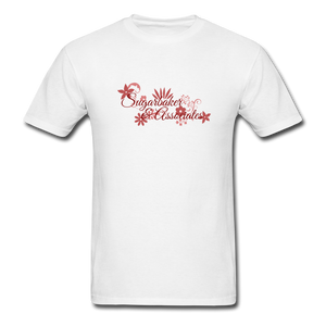 Designing Women Tribute Tee - white