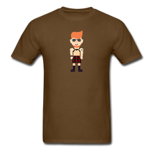 Load image into Gallery viewer, Kilt Daddy T-Shirt - brown