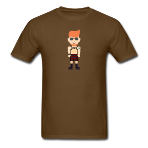 Kilt Daddy T-Shirt - BravoPapa Clothing