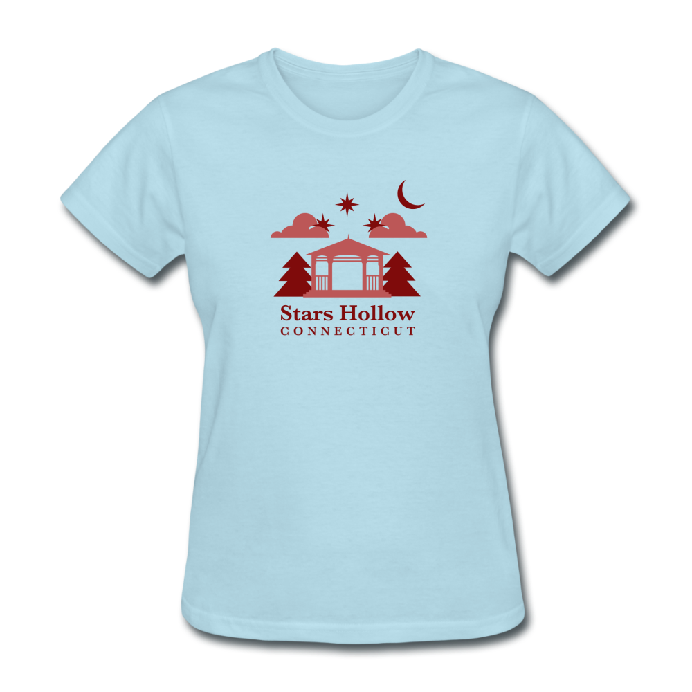 Star's Hollow (Gilmore Girls) Women's T-Shirt - BravoPapa Clothing