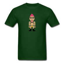 Load image into Gallery viewer, Punk Twink T-Shirt - forest green
