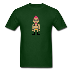 Punk Twink T-Shirt - forest green