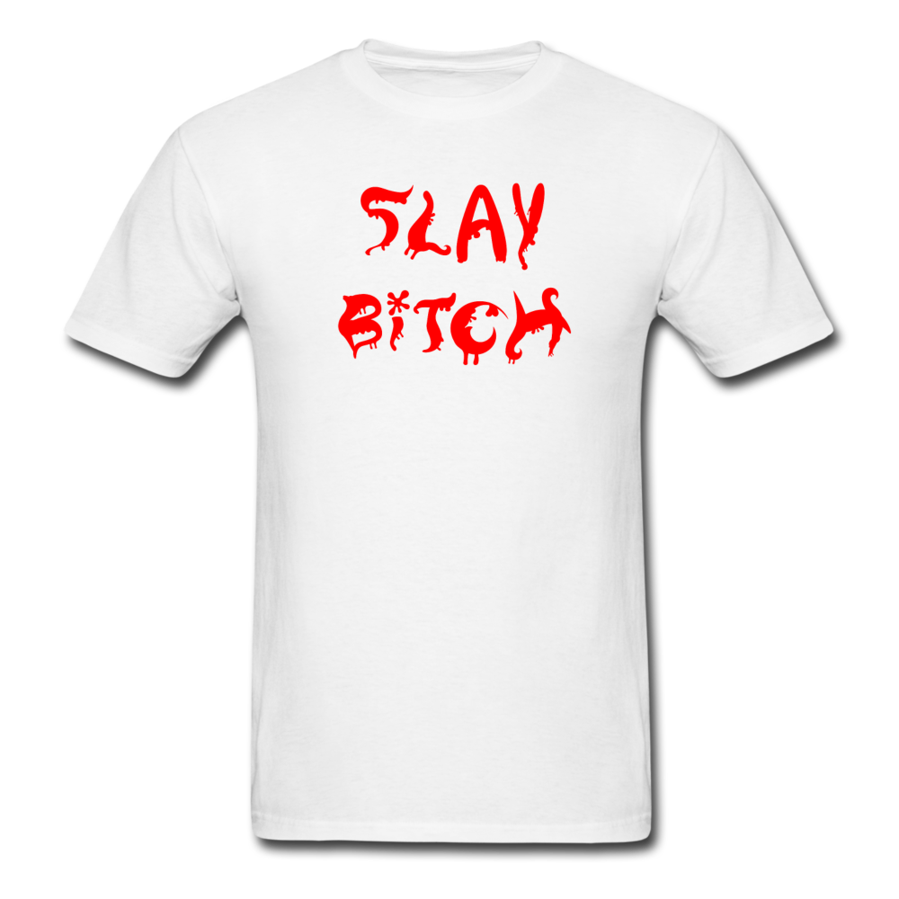Slay Bitch Halloween T-Shirt - BravoPapa Clothing