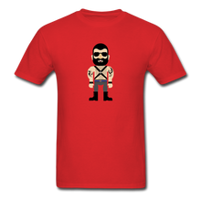 Load image into Gallery viewer, Daddy T-Shirt - red