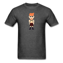 Load image into Gallery viewer, Kilt Daddy T-Shirt - heather black