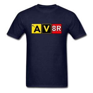 Aviator AvGeek T-Shirt - navy