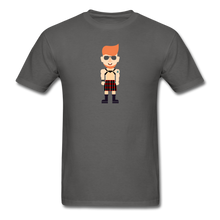 Load image into Gallery viewer, Kilt Daddy T-Shirt - charcoal