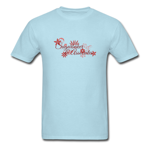 Designing Women Tribute Tee - powder blue