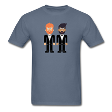 Load image into Gallery viewer, The Happy Couple T-Shirt - denim