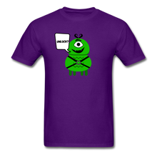 Load image into Gallery viewer, Flirty Alien T-Shirt - purple