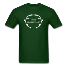 Load image into Gallery viewer, Rose Apothecary (Schitt's Creek) Men's T-Shirt - forest green