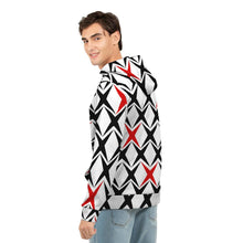 Load image into Gallery viewer, Michel Classic Pattern Men's Hoodie