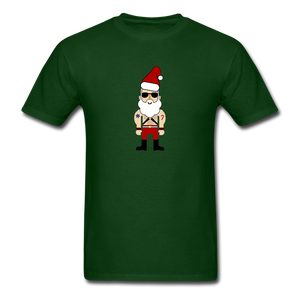 Santa Daddy - forest green