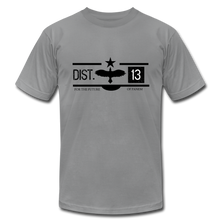 Load image into Gallery viewer, District 13 Hunger Games Inspired T-Shirt - slate