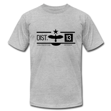 Load image into Gallery viewer, District 13 Hunger Games Inspired T-Shirt - heather gray