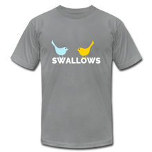 Load image into Gallery viewer, Swallows Bird T-Shirt - slate