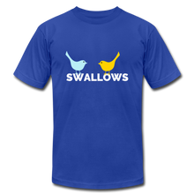 Load image into Gallery viewer, Swallows Bird T-Shirt - royal blue