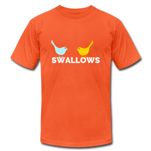 Load image into Gallery viewer, Swallows Bird T-Shirt - orange