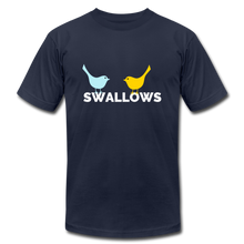 Load image into Gallery viewer, Swallows Bird T-Shirt - navy
