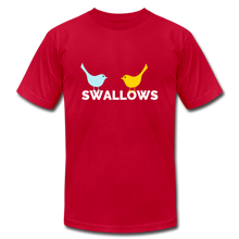 Load image into Gallery viewer, Swallows Bird T-Shirt - red