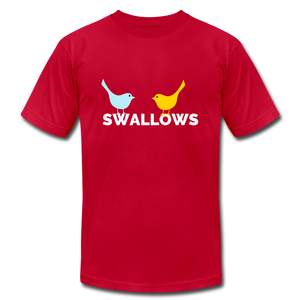 Swallows Naughty Bird T-Shirt - BravoPapa Clothing