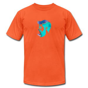 Bearded Daddy T-Shirt - orange