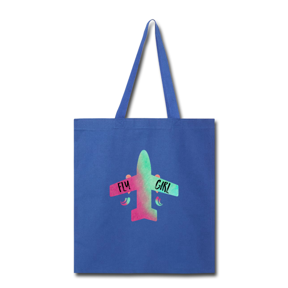 Fly Girl Tote Bag Shopping Bag - BravoPapa Clothing