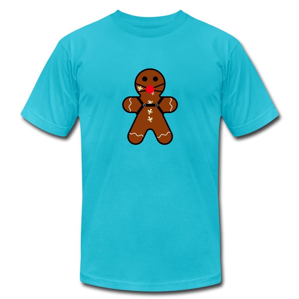 "Ginger ""Bred"" Man Holiday T-Shirt - BravoPapa Clothing"